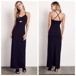 Ali & Jay Step & Repeat gown medium